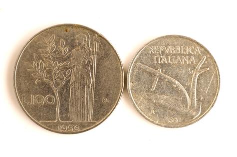 Frühere europäische Währung Lire © clipdealer.de_2418215