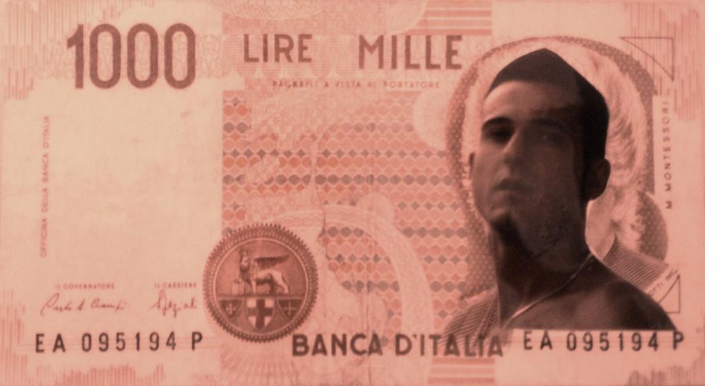 Mille Lire Marcello ©Marcello Buzzanca