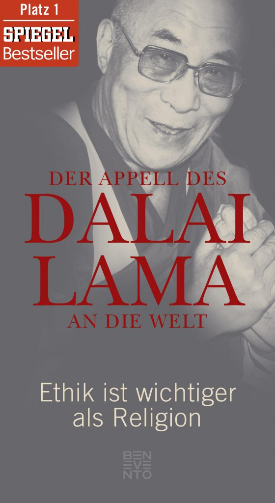 Cover_Der Appell des Dalai Lama an die Welt©2015_Benevento Verlag