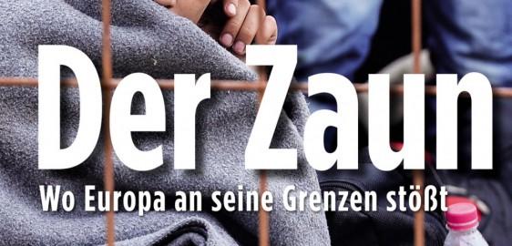 Der Zaun von Dietmar Telser: Einfriedung auf Europäisch