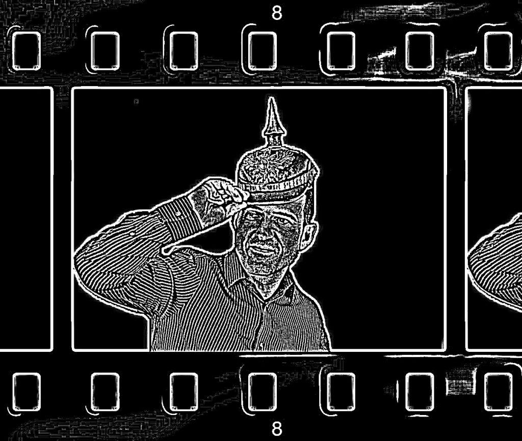 Hut ab, Herr Höcke_phixr ©Marcello Buzzanca
