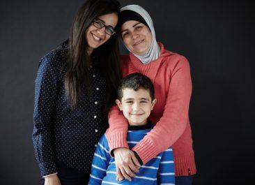 Syrische Familie ©Kiezküche GmbH