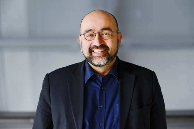 Omid Nouripour MdB, Buendnis 90/Die Gruenen Bundestagsfraktion. Foto: Stefan Kaminski