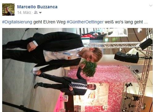 Günther kennt den Weg